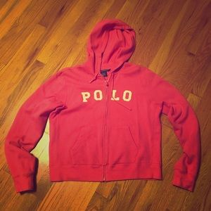 Ralph Lauren Sport POLO zip up